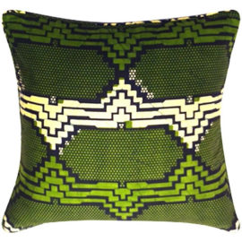 La-Petite-Congolaise-Marc-AWET09-Myrtle Green-Magnolia-Smoky-Black-Wax-print-pillow-01 Lo-res